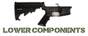 AR-15 Lower Components