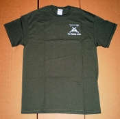 DTA 'Legend' Tshirt OD Green