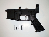 Complete AR-15 Lower Receiver